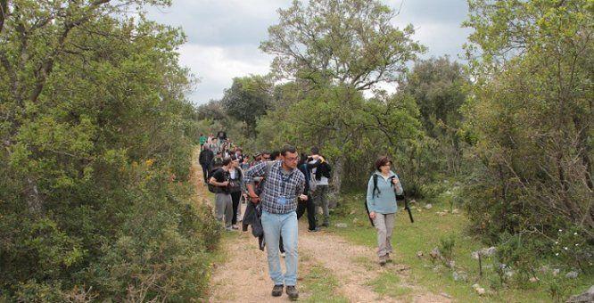 Trekking nel bosco - Martina Franca
