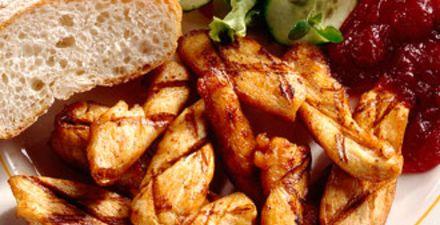 Recept van Gemarineerde kip voor de BBQ