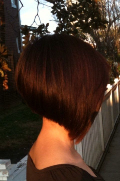 short bob style hair 1000 ideas about angled bobs on angled 6234 | 89bb8ffbf37d1d82e78fd9d1013750f1