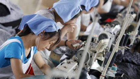 China manufacturing activity sees mixed data