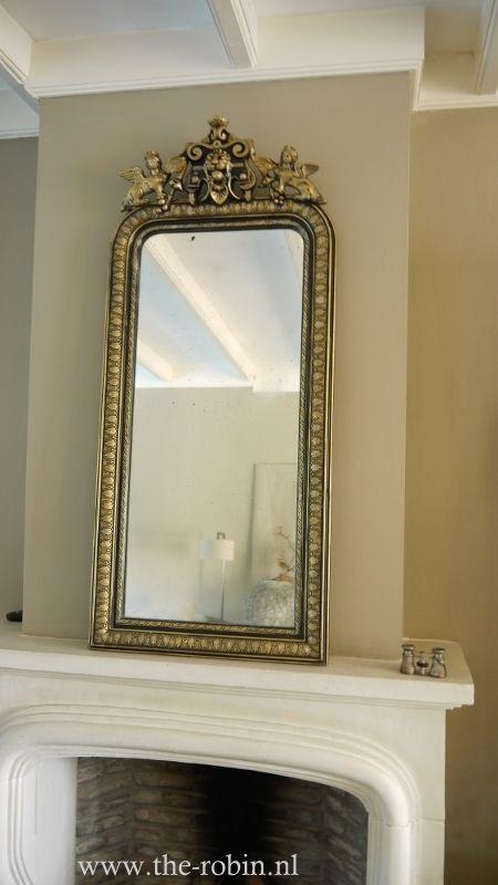 Antique Mirror   The Robin NL