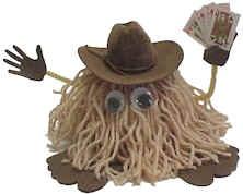 Cowboy Yarn Bug
