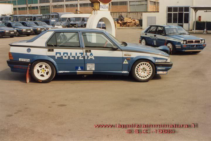 Alfa 75 Rally