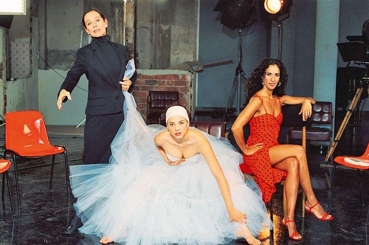 Geraldine Chaplin, Leonor Watling e Rosario Flores (Fale com Ela)