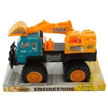 Toy Construction Excavator Truck