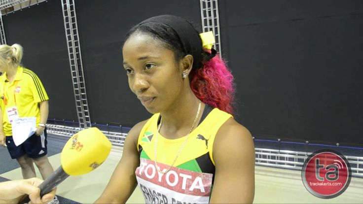 Interview: Fraser-Pryce wins historic double for Jamaica