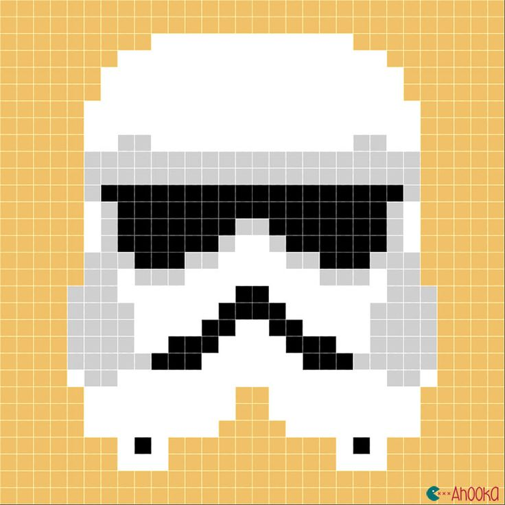 Star Wars crochet blanket : free charts and explanations ! | Ahookamigurumi  New clones