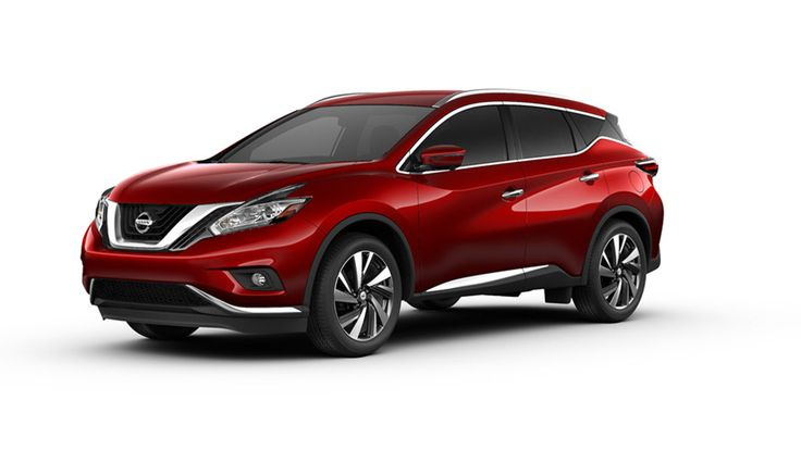 2016 Nissan Murano Photos | Nissan USA