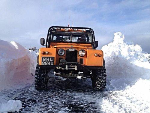 Land Rover /Serie 2A