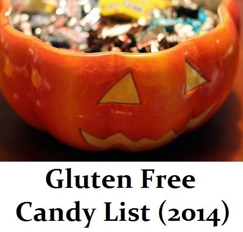 glutenaway gluten free candy list updated july 2014 - What Halloween Candy Is Gluten Free
