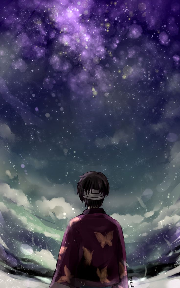 a sky full of star//