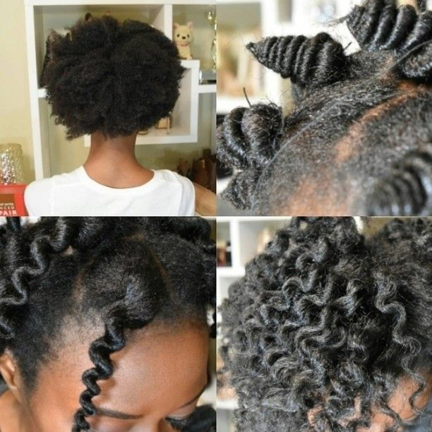 African hair threading will get the curls poppin'! @pureestrogen  #4chairchicks #4chair #naturalhair #kinkyhair #protectivestyles #hair #naturalhairstyles #selfie #afro #braids #twists #updo #Africanhairthreading