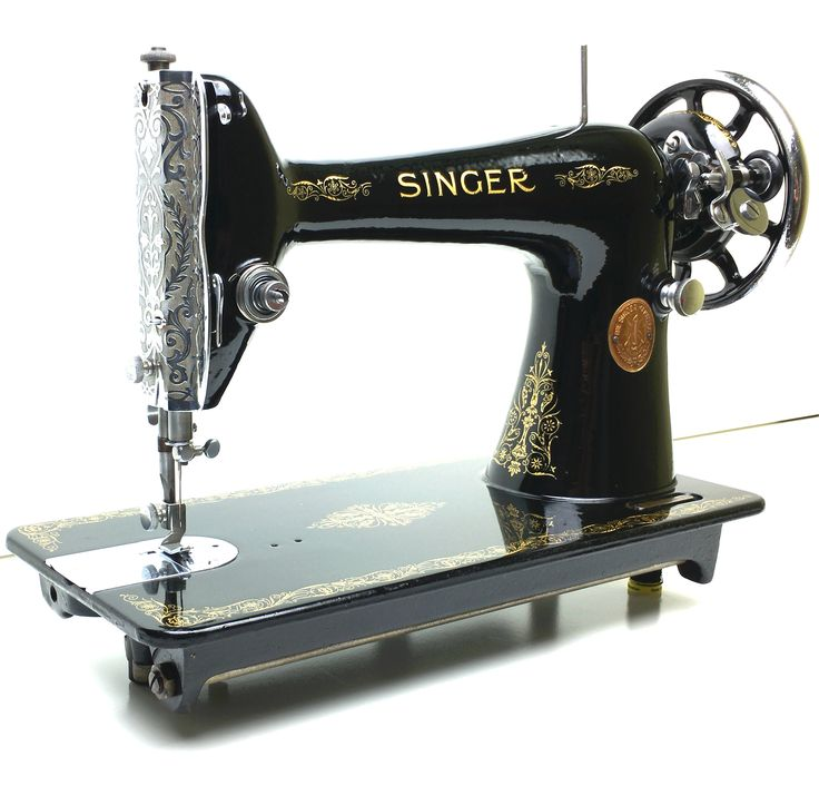 Fully Serviced & Restored by 3FTERS 1935 SINGER 66K Vintage Sewing Machine Heavy Duty Semi Industrial by 3FTERS on Etsy