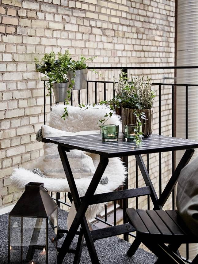 1000+ images about Balkon Inspirationen - Balcony inspiration on ...