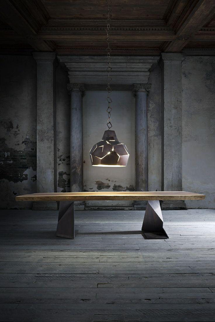 La magia della luce, la forza dell'immagine, il design minimale Elite to be, photo: www.auber.it