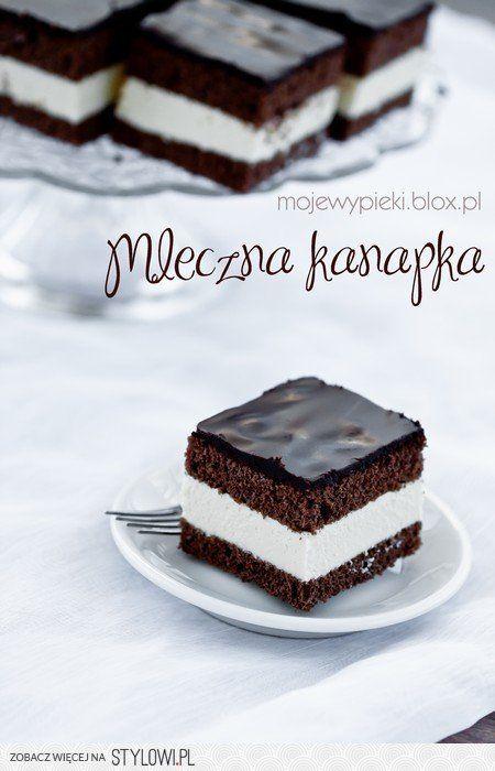 | Ciasto mleczna kanapka na Stylowi.pl