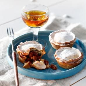 Appel-rozijnen pies | Smaakmakend