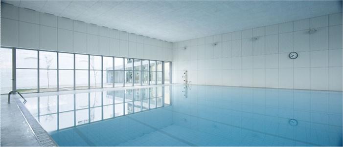 Swimming Poll @ Can Ricart Sports Center, Barcelona