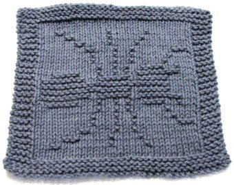 Knitting Cloth Pattern - ANT - PDF