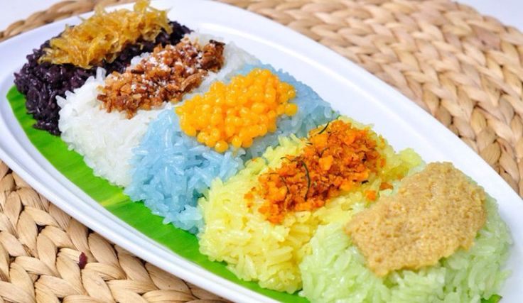 17 Best images about Thai Desserts on Pinterest   Thongs ...