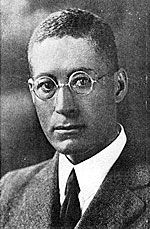 "Dudley W. Woodard (October 3, 1881 - July 1, 1928) taught mathematics at Tuskegee, Wilburforce, and Howard, where he was Dean of the College of Arts and Sciences, created the graduate program in mathematics, and established a math library in 1929. Despite living in the Jim Crow Era, he moved into an all-white neighborhood, often ignored the ""colored"" signs and visited any men's room of his choice, and used the phrase ""black is beautiful"" as early as the 1930's. #TodayInBlackHistory"