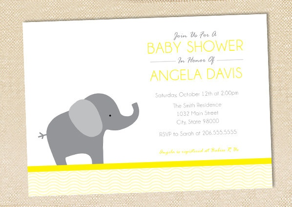 141 best Elephant Baby Shower images on Pinterest Boy shower Baby