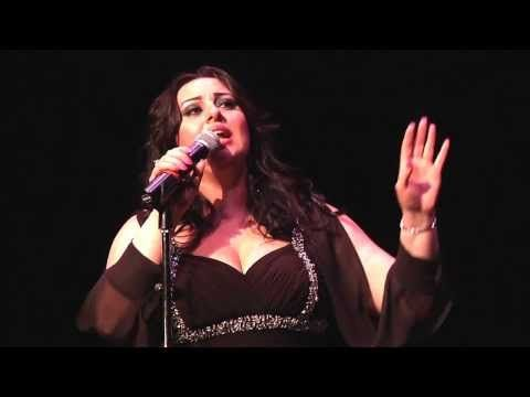 Michigan Arab Orchestra - Alf Leila wi Leila pt.1 - Ghada Derbas - YouTube