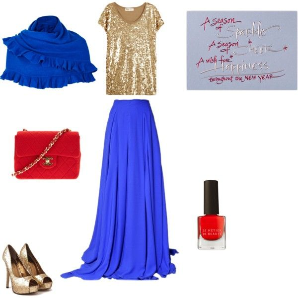 """Sparkle cheer"" by francy78 on Polyvore"
