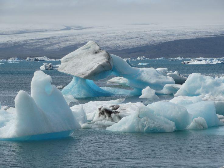 Een ring van ijs #ijsland