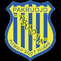 FK Kruoja-2 Pakruojis - Lithuania - - Club Profile, Club History, Club Badge, Results, Fixtures, Historical Logos, Statistics