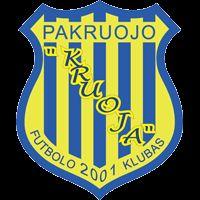 FK Kruoja-2 Pakruojis - Lithuania - - Club Profile, Club History, Club Badge, Results, Fixtures, Historical Logos, Statistics
