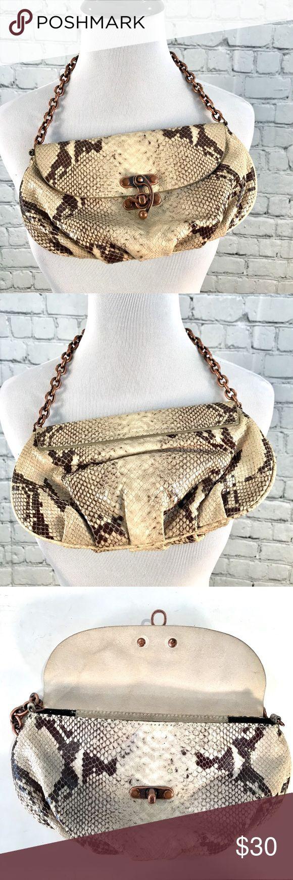 Cynthia Rowley animal print purse Excellent condition Cynthia Rowley Bags