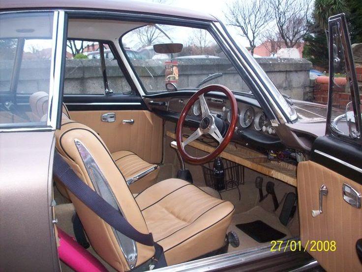 1965 RHD KARMANN GHIA TYPE 34 RAZOREDGE FOR SALE - VW Forum - VZi, Europe's largest VW, community and sales