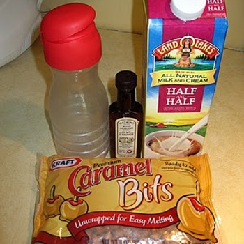 Image for Homemade Caramel Macchiato Coffee Creamer Tutorial