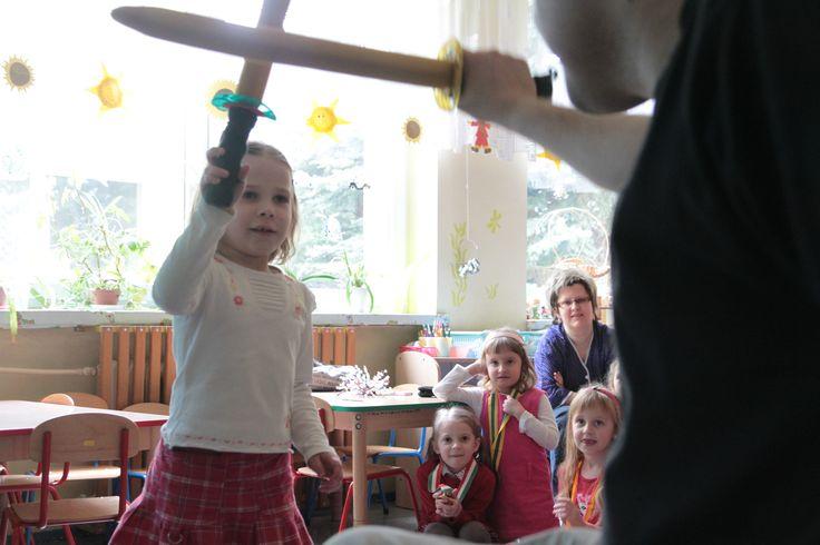 Pokazy AMS dla Integracji w szkołach / AMS for Integration shows up in schools