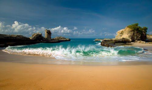 Klayar Beach, Pacitan