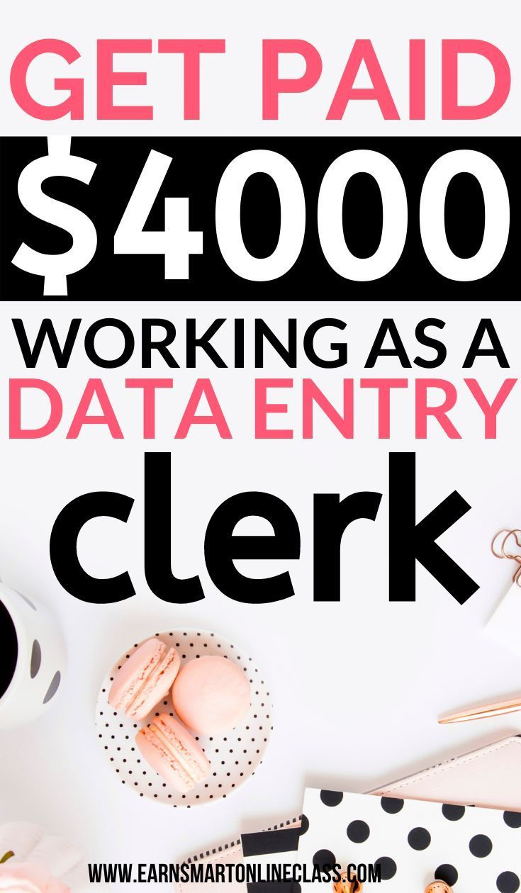 10 Best Data Entry Jobs From Home Work From Home Tips Data Entry Jobs Work From Home Companies