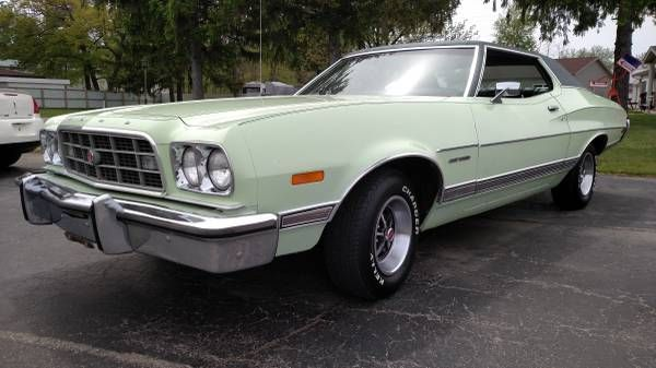 Craigslist Classic–1973 Ford Gran Torino–Can We Just Stop the Barn Find Bit Already?