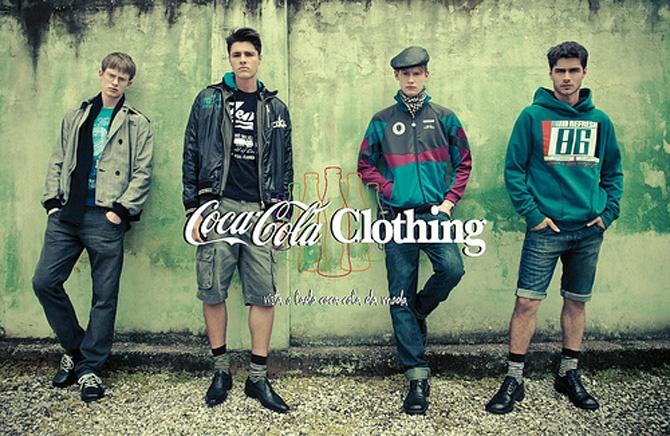 Coca Cola lanza en Brasil su nueva línea de ropa // Coca Cola Clothing