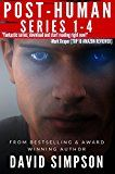 Post-Human Omnibus Edition (1-4) (Post-Human Series)