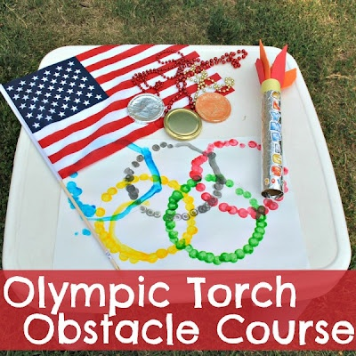 The Iowa Farmer's Wife: Camp Sunny Patch: Olympic Torch Obstacle CourseSummer Camps Theme For Kids, Olympics Torches, Summer Olympics Theme For Kids, Olympics Fun, Torches Obstacle, Obstacle Courses, Sunny Patches, Activities, Camps Sunny