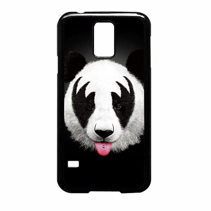 kiss of a panda six samsung galaxy s5 case pandas