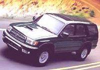 Toyota 4Runner History 1999
