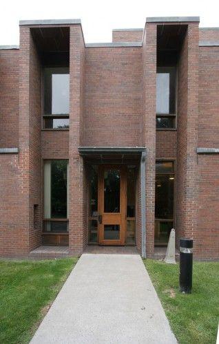 First Unitarian Church, Rochester, New York, 1959-62, Louis Kahn