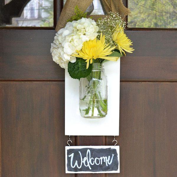 1291 best Home Decor DIY \u0026 Ideas images on Pinterest | Plaid ... - home decor crafts