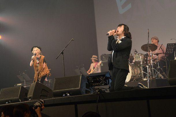 加藤ミリヤ&峯田和伸、映画イベントで「愛を叫びに来ました!」(画像 28/43) - 音楽ナタリー