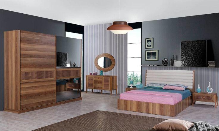Doğanın rengini insanın eliyle buluşturan uyumlu tasarımı ile Lamsey Yatak Odası Takımı, Tarz Mobilya'da !  #yatakodası #yatakodasi #tarz #tarzmobilya #mobilya #mobilyatarz #furniture #interior #home #ev #dekorasyon #şık #işlevsel #sağlam #tasarım #konforlu #yatak #bedroom #bathroom #modern #karyola #bed #follow #interior #mobilyadekorasyon
