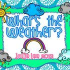 This packet has everything you'll need for Math & Literacy Centers.  With over 20 centers your students will have so much fun with these weathe...  http://www.teacherspayteachers.com/Product/Whats-the-Weather-Math-Literacy-Centers-512075