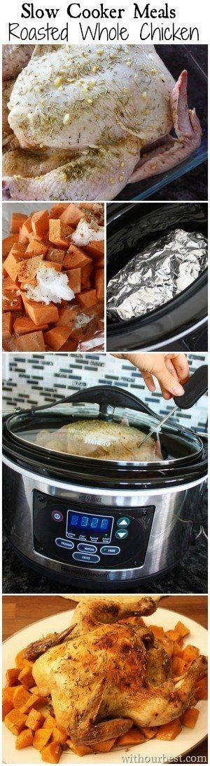 Disclosure: I received a Set & Forget® 6 Qt. Programmable Slow Cooker for this post. The slow cooker is my best friend in the kitchen, especially in the Fall and Winter! I have made some of the most delicious (and easiest) meals using my Set 'n Forget Hamilton Beach slow cooker. If you haven't pulled [...]