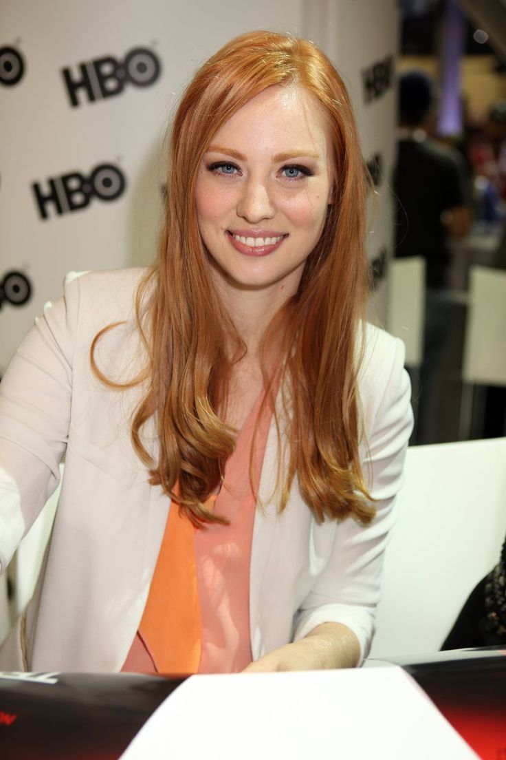 Deborah Ann Woll at event of True Blood